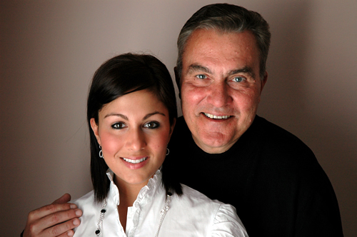 Basile Papaevangelou and Christina Papaevangelou